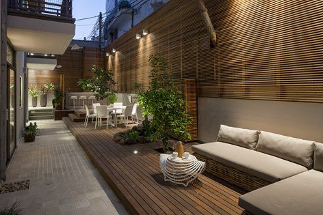 Urban Garden Apartment | Shenkin, Tel Aviv, Israel, Tel Aviv District, BLV Design/Architecture