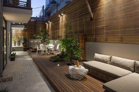 Urban Garden Apartment | Shenkin, Tel Aviv, Israel, Tel Aviv District, BLV Design/Architecture