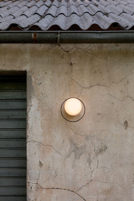 00003 Circ Wall Light By Estiluz In Wall Lights Exterior Wall Light Outdoor Wall Lamps Wall Lights