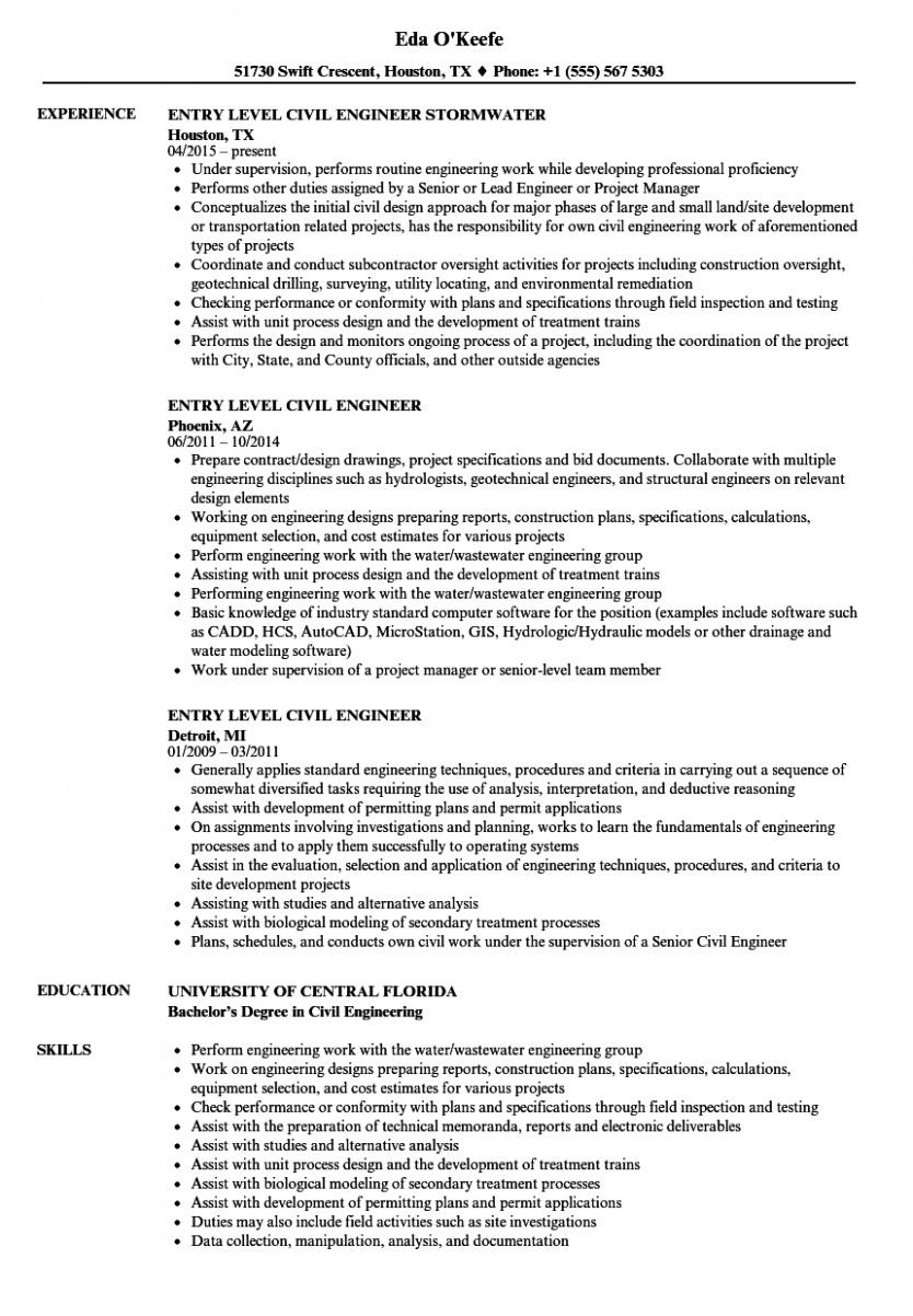 10 Engineer Resume Career in 2020 Medical coder resume