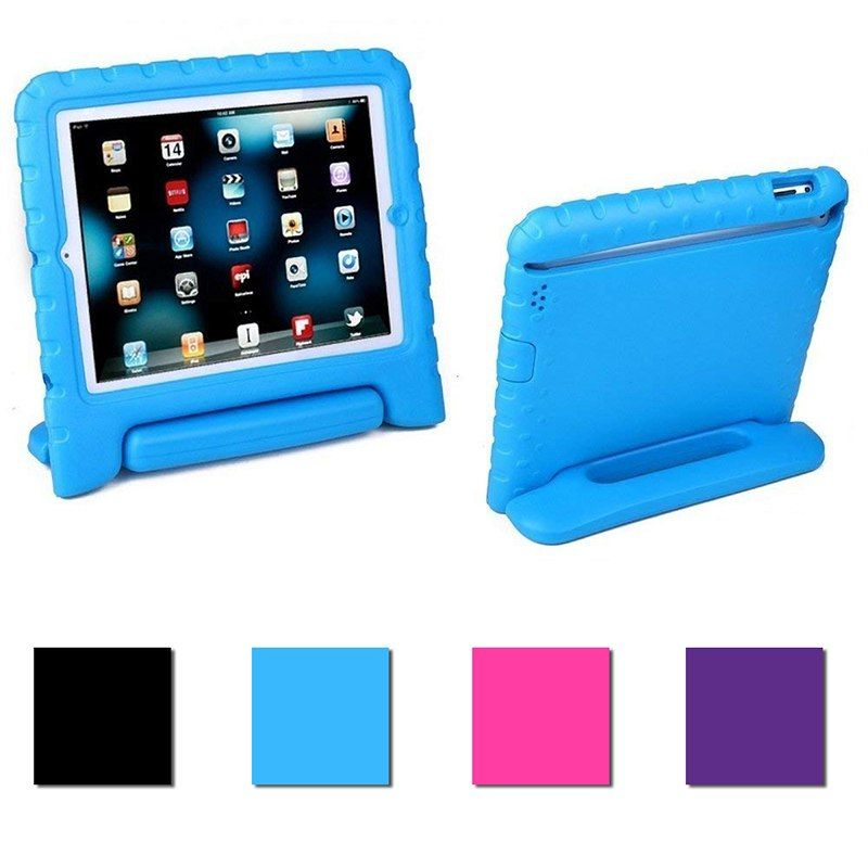 Luxury silicone case for ipad 5 air case shockproof