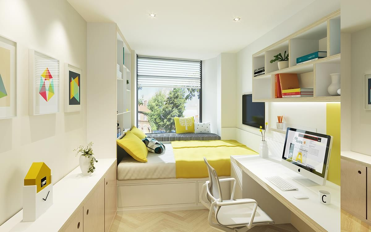 Looking for student accommodation in cambridge student for College student living room ideas