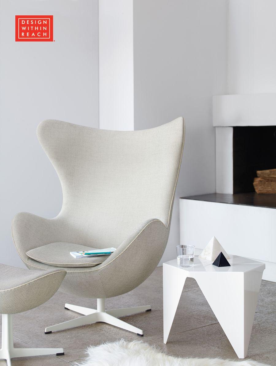 egg chair pinterest designklassiker und design. Black Bedroom Furniture Sets. Home Design Ideas