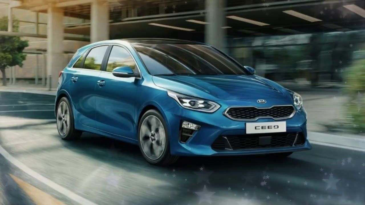 2019 Kia Ceed Features A Six Speed Handbook Gearbox As Standard