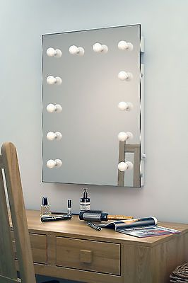 Hollywood Makeup Theatre Dressing Room Mirror Flash Sale Discounted