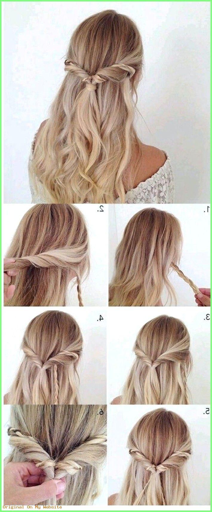 Mittellange Haare Frisuren Einfache Frisuren Zum Selber Machen Einfache Frisuren Machen Flechtfrisuren Geflochtene Frisuren Hochsteckfrisuren Lange Haare