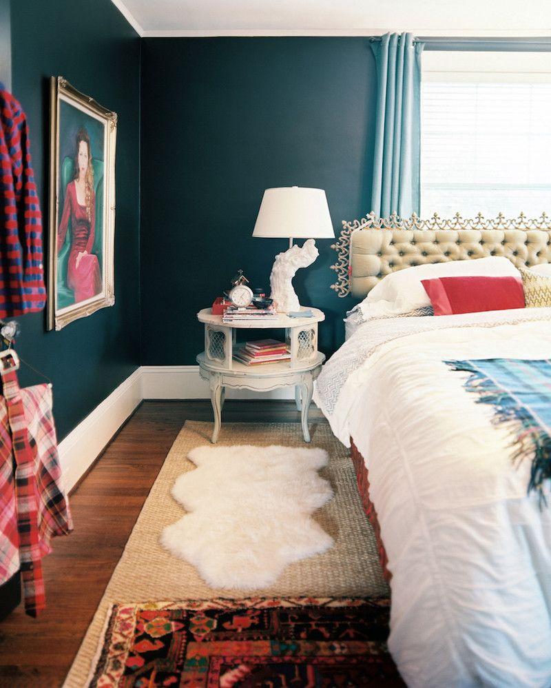 une chambre bleu canard daccord mais quelle couleur complmentaire choisir afin de - Quelle Couleur Mettre Dans Une Chambre