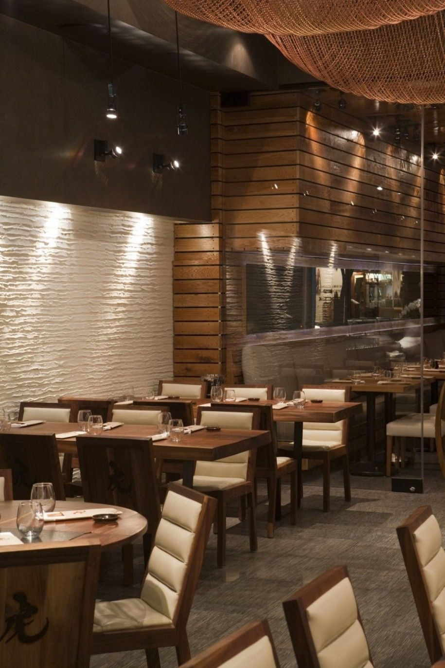 Tiger Restaurant With Wooden Wall Covering Panelling And ...