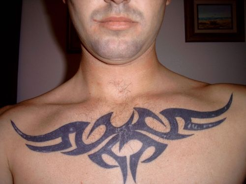 72b3a244662a5 31 Tribal Tattoos For Men Which Are Sexy | CreativeFan | Ideas for ...