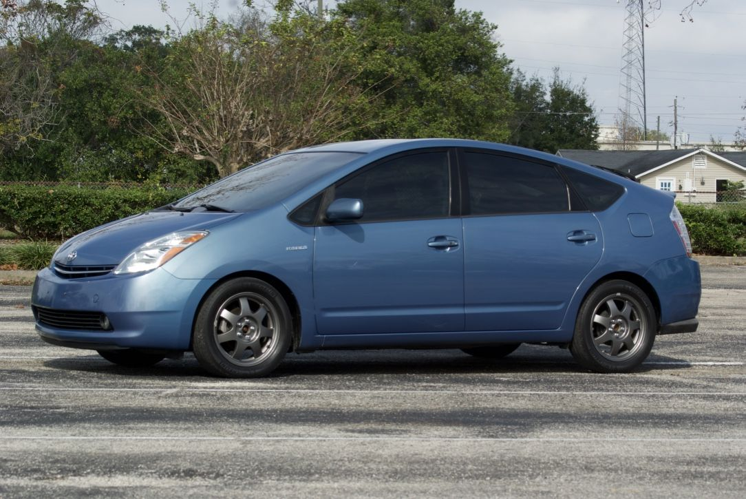2008 Toyota Prius Hybrid Touring Finished In Beautiful Blue