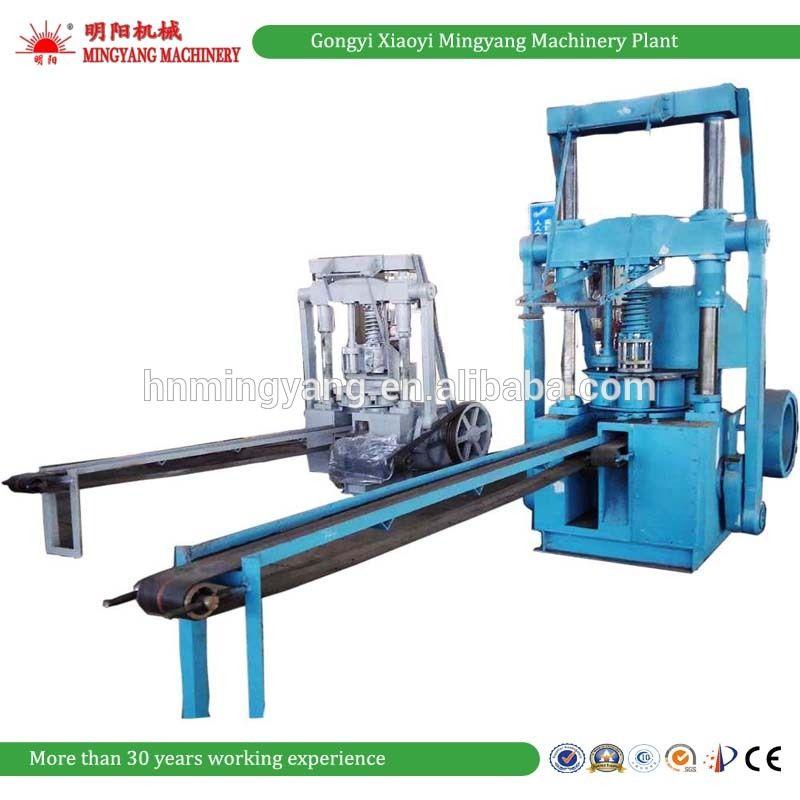 Friendly Environment Large Capacity Honeycomb Coal Press Machine