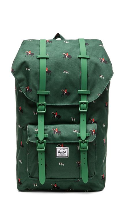 b4397a0df5 Horse embroidered Hershel backpack