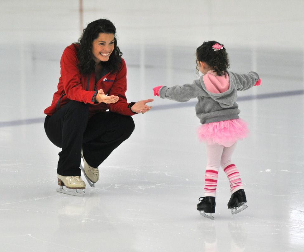 картинки картинка на коньках учимся долгого