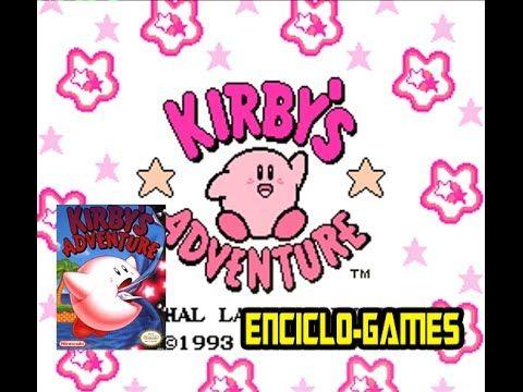 NES Gameplay #14 - Kirby's Adventure (Nintendo classic mini)