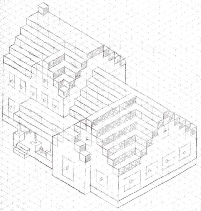 Minecraft House Blueprints Mansionminecraft Architecture