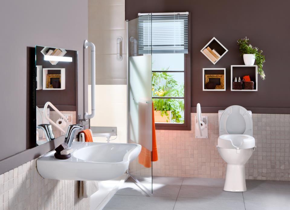 ¿Cómo adaptar un baño para personas mayores? | Baños, Baño ...