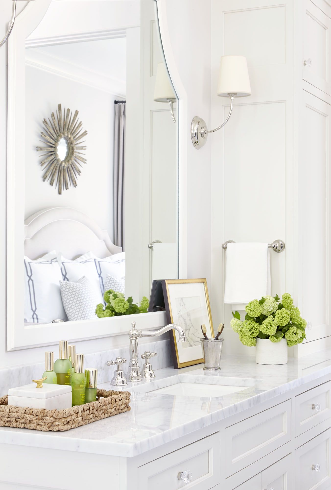 The Highlands   Sarah Bartholomew. Gray BathroomsMaster BathroomsClassic White  BathroomsWhite Bathroom DecorBathroom ...