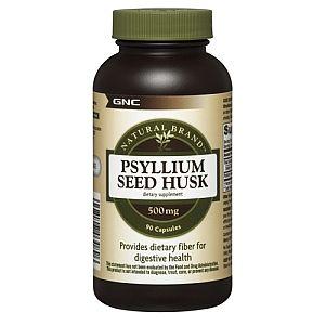 Gnc Natural Brand Psyllium Seed Husk Gnc Natural Brand Gnc