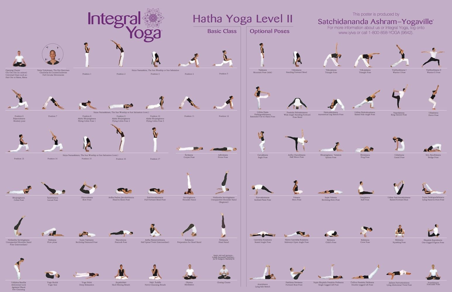 Hatha Yoga Integral yoga hatha level 2 | Simply Yoga | Hatha