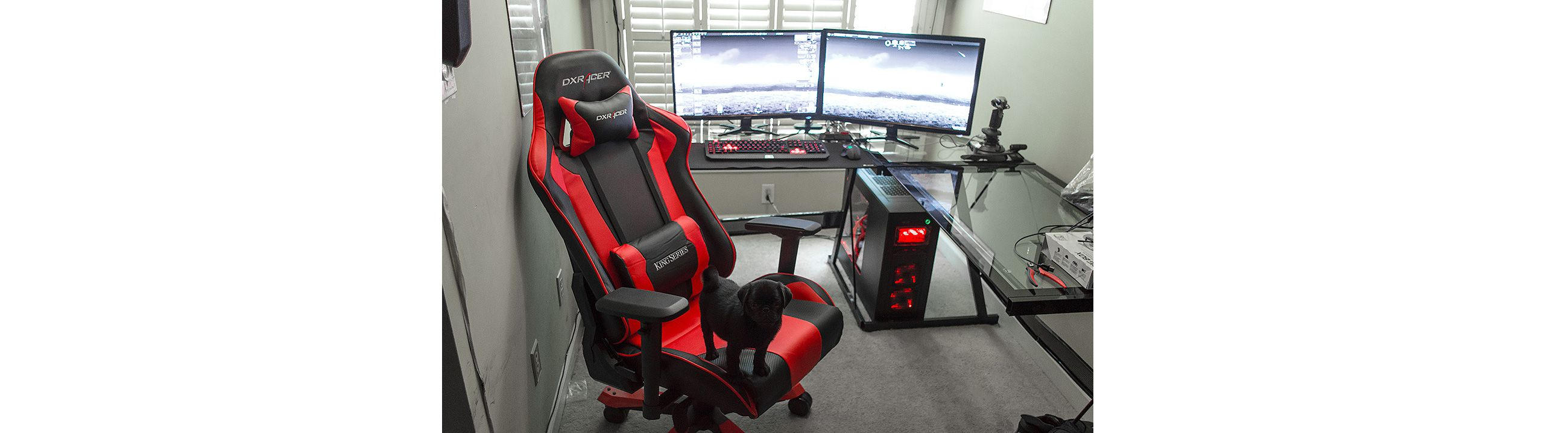 Best L-Shaped Gaming Computer Desk Reviews