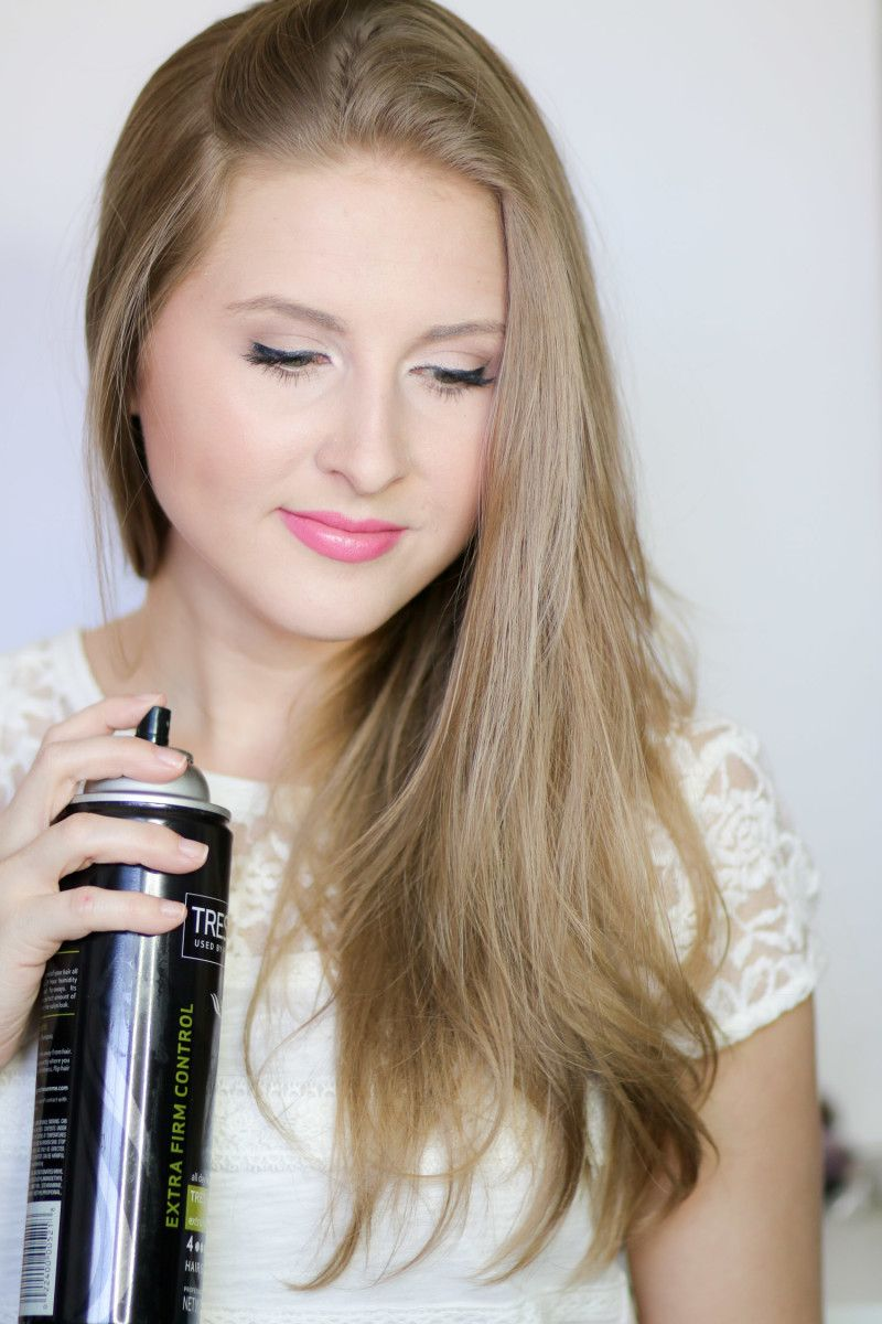 How to Fake A Salon Blowout at Home in 4 Easy Steps