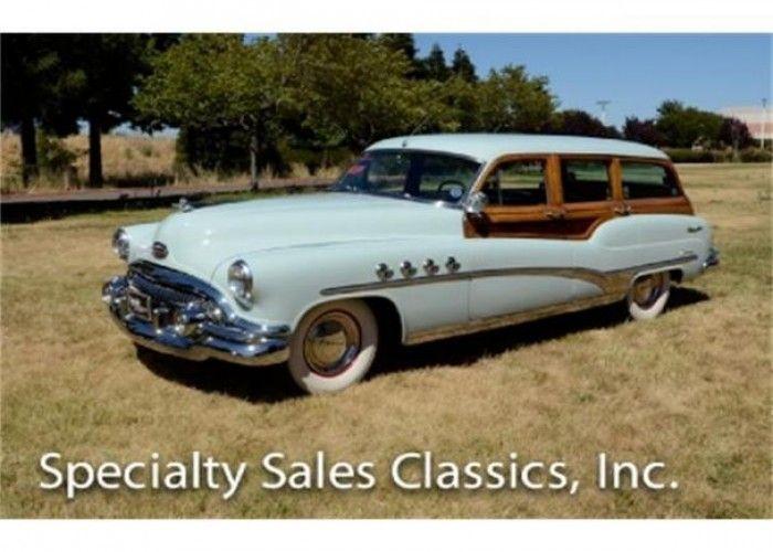 1951 Buick Roadmaster Buick Roadmaster Buick Classic Cars