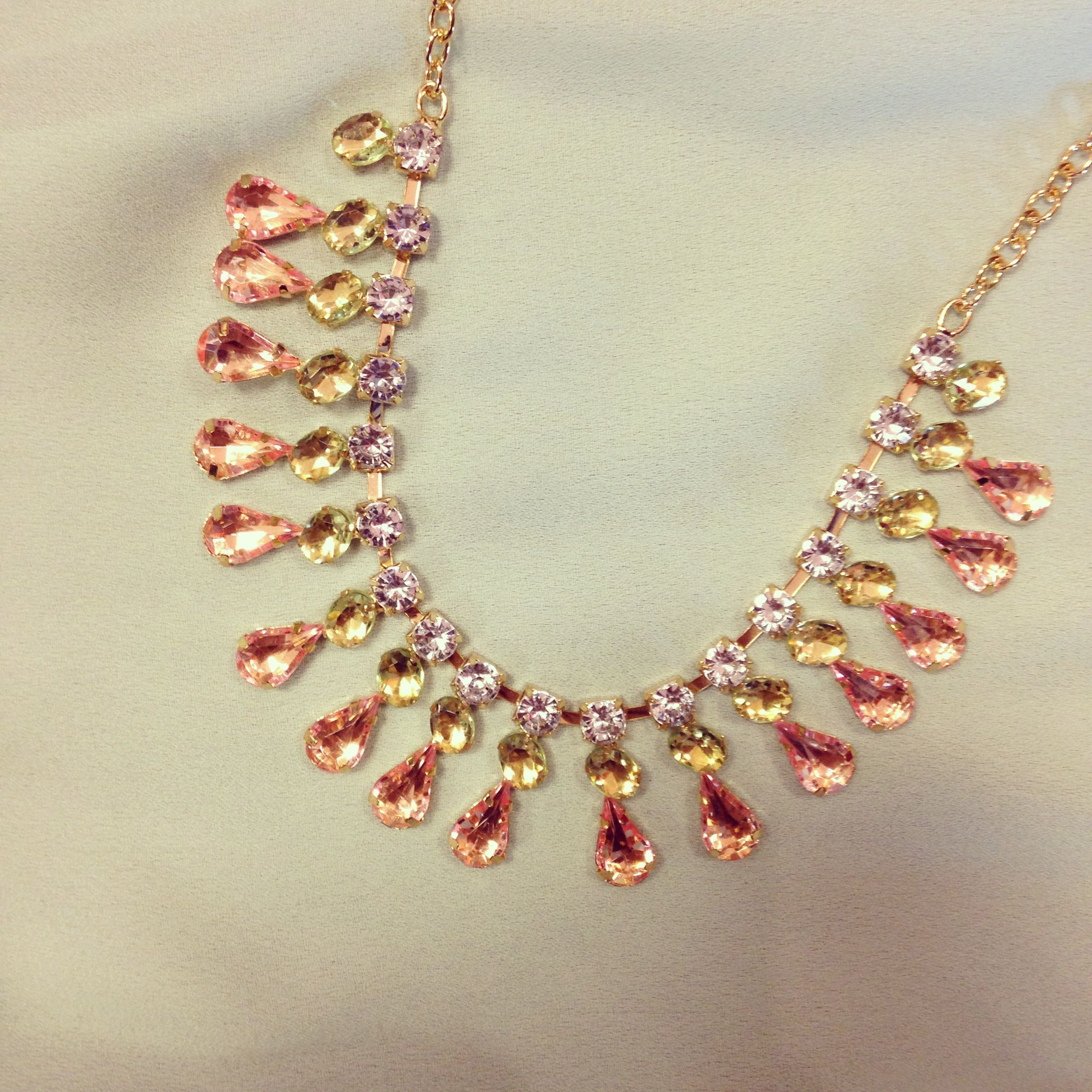 Kohls Jewelry Box Brilliant Lighten Up Your Look With This Candie's Necklace #shine #sparkle