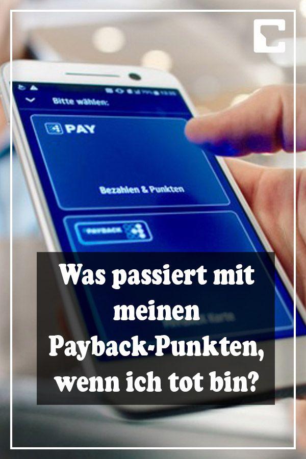 Payback Punkte Tanken