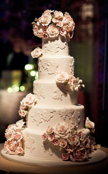 ana parzych cakes greenwich ct wedding cake color vintage
