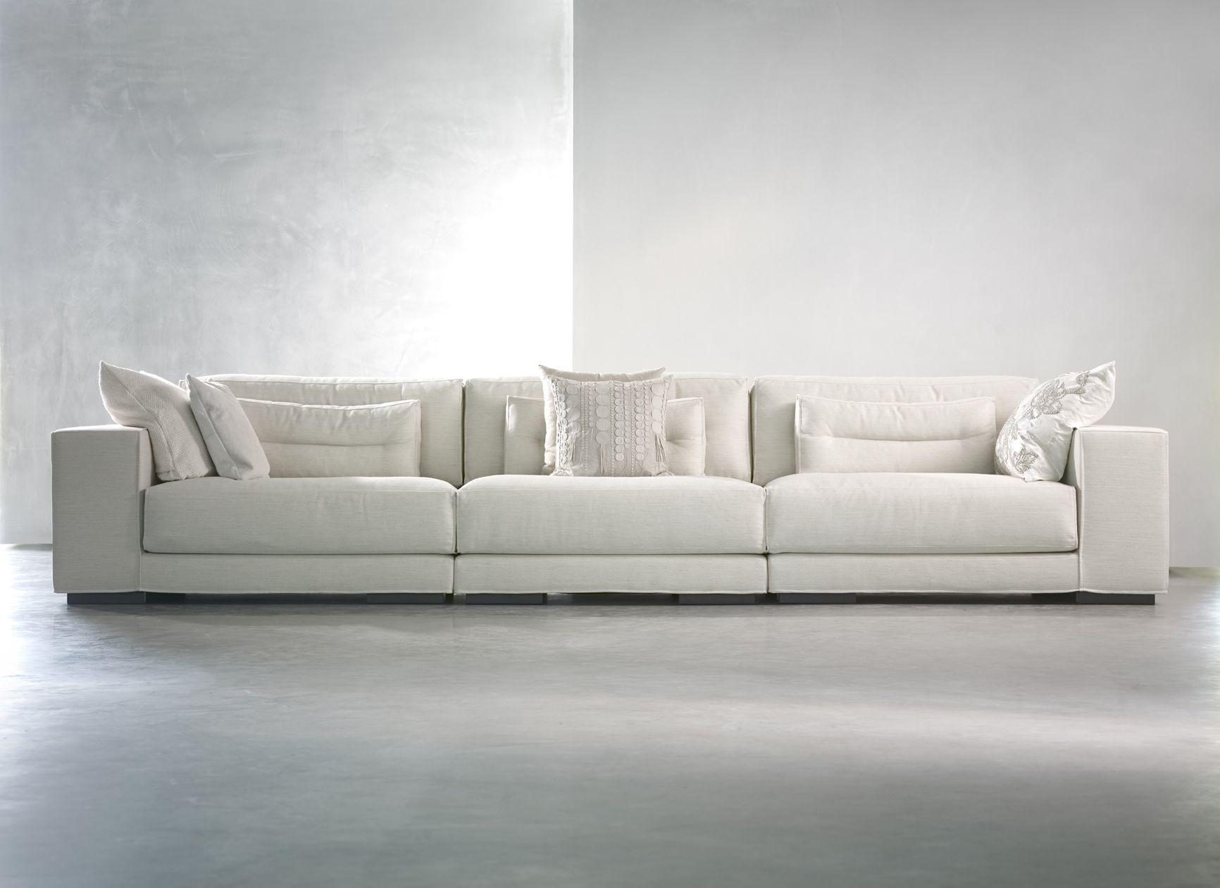 Veron White Leather Corner Sofa Right Hand