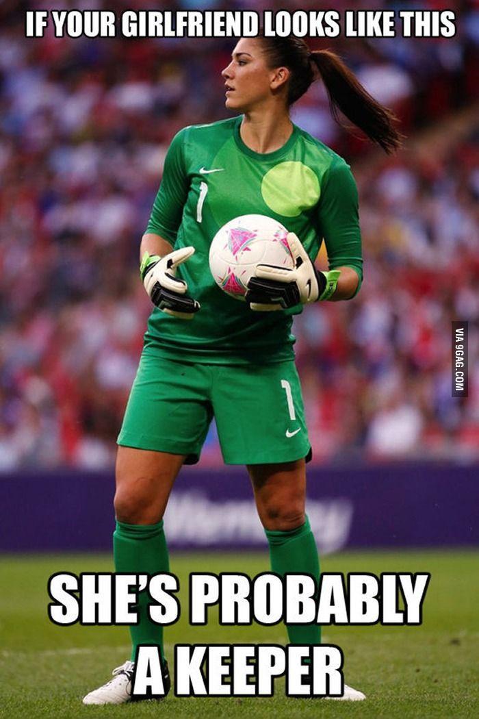 She S A Keeper Soccer Memes Funny Soccer Memes Soccer Funny