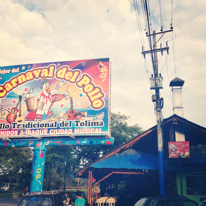 Carnaval del Pollo | Lo máximo!
