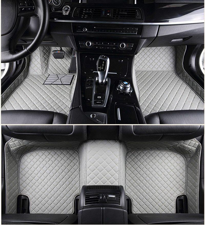 Custom car floor mats for Chrysler 300 300C 300M Aspen
