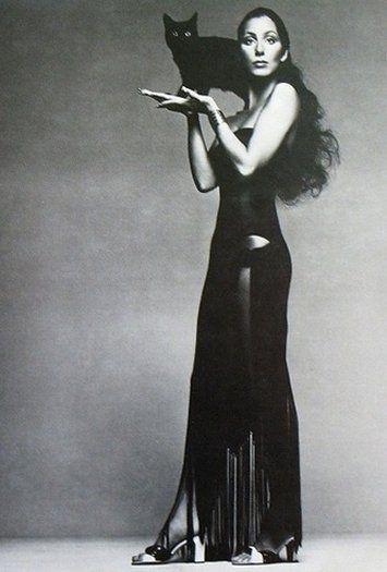 Long Cool Woman In A Black Dress The Hollies I Think Of Cher