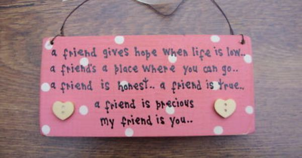 Friendship Crafts Best Friends Bestfriend Gifts Handmade Bday Bfffff Birthday For