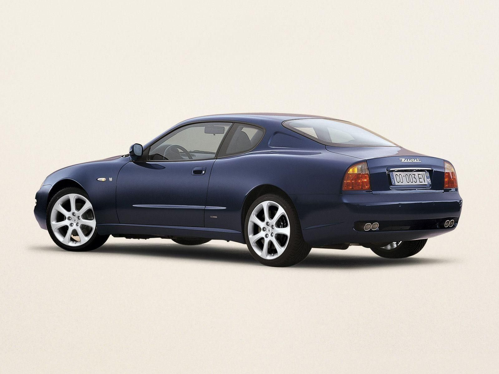 2002 Maserati Coupe | Maserati, Maserati price, Maserati coupe