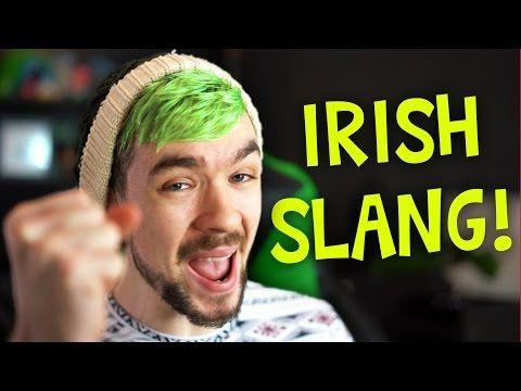 Lukeisnotsexy irish slang