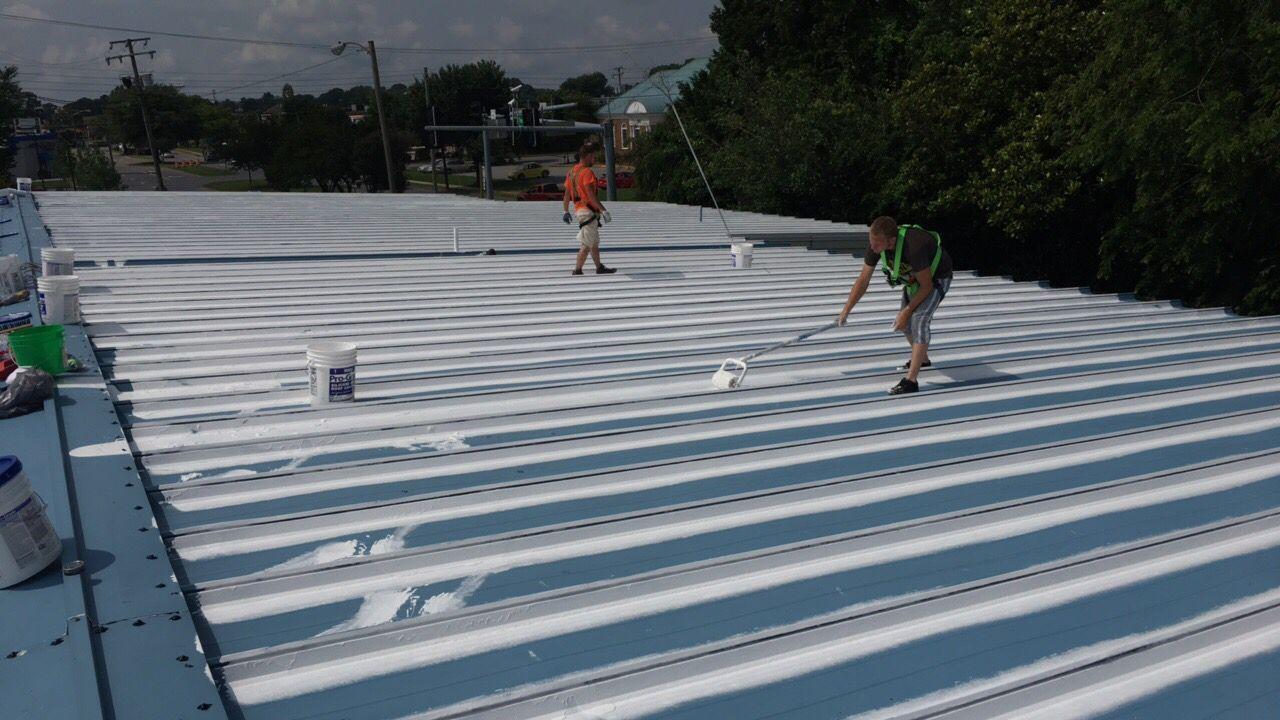 Best We Waterproof Commercial Metal And Flat Roof Buildings 400 x 300