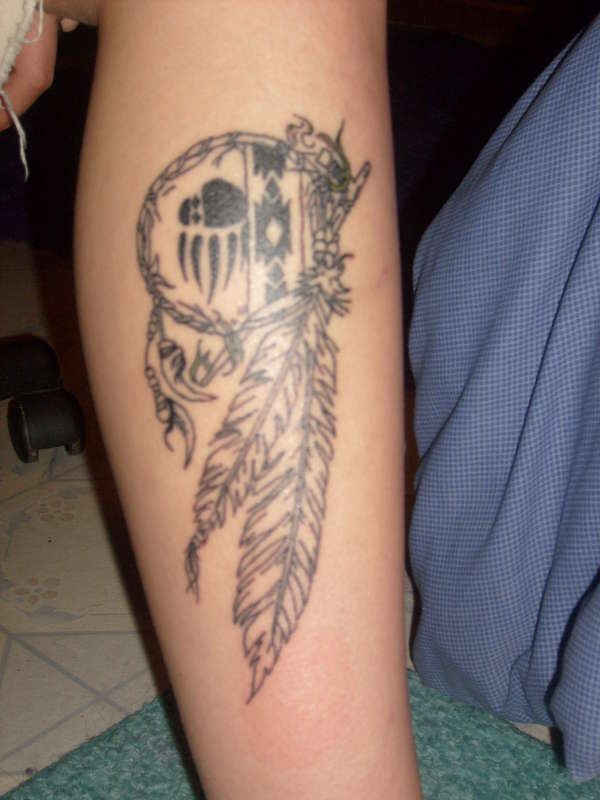 Cherokee tattoo designs representin my cherokee heritage for Cherokee indian tribal tattoos