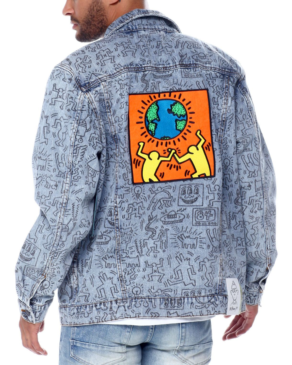 Stand Together T-Shirt SALE Diamond Supply X Keith Haring