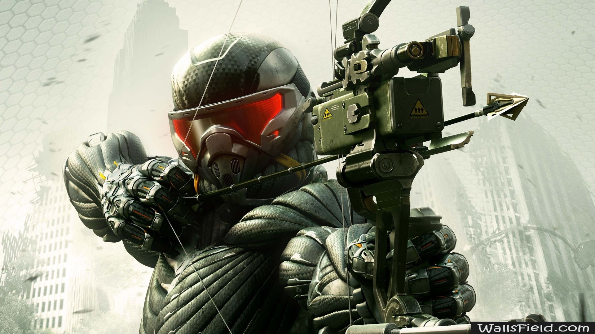 Crysis 3 Wallsfield Com Free Hd Wallpapers Video Game Pc Games Download Apocalyptic