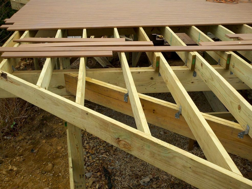 Considering a composite deck? Deck building tricks and tips from our ...