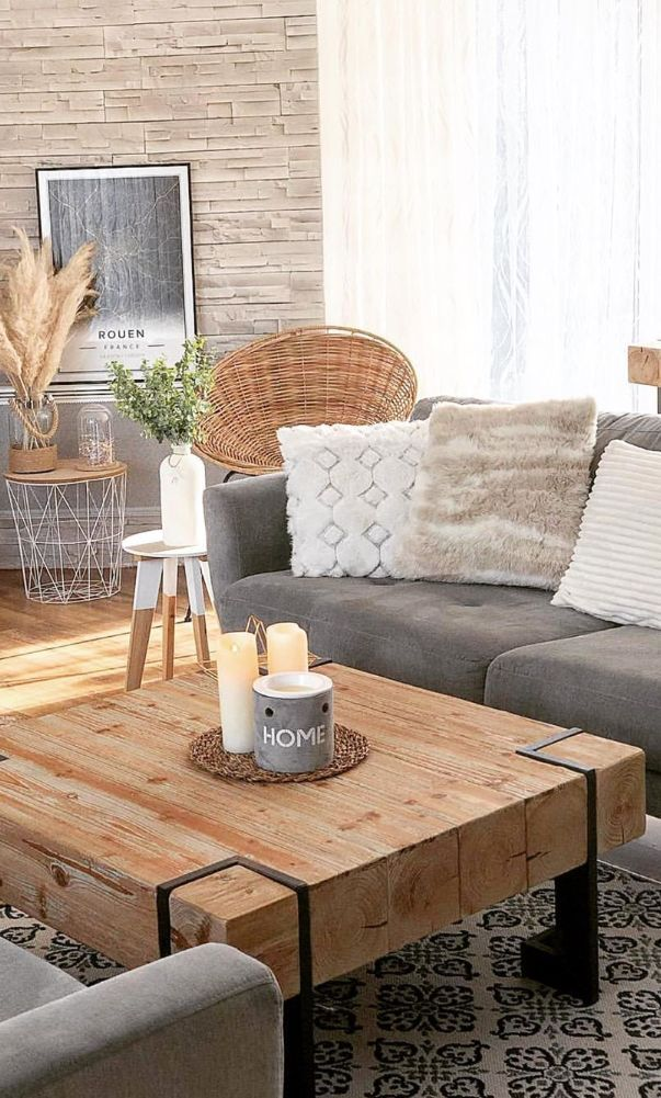 57 Creative Ideas For Small Living Room Decoration 2020 Page 20