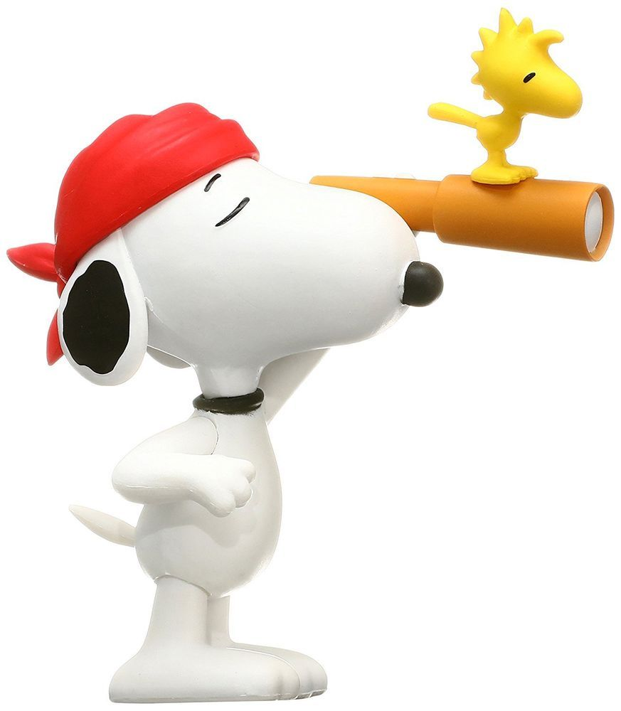 585717ffe6 MEDICOM TOY Ultra Detail Figure Peanuts Series 6 PIRATE SNOOPY WOODSTOCK UDF  358  MEDICOMTOY
