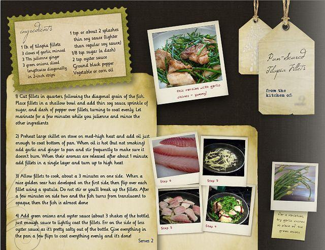 Mixbook Cookbook Template Layout Cookbook Template Make Your Own Cookbook Recipe Book Design
