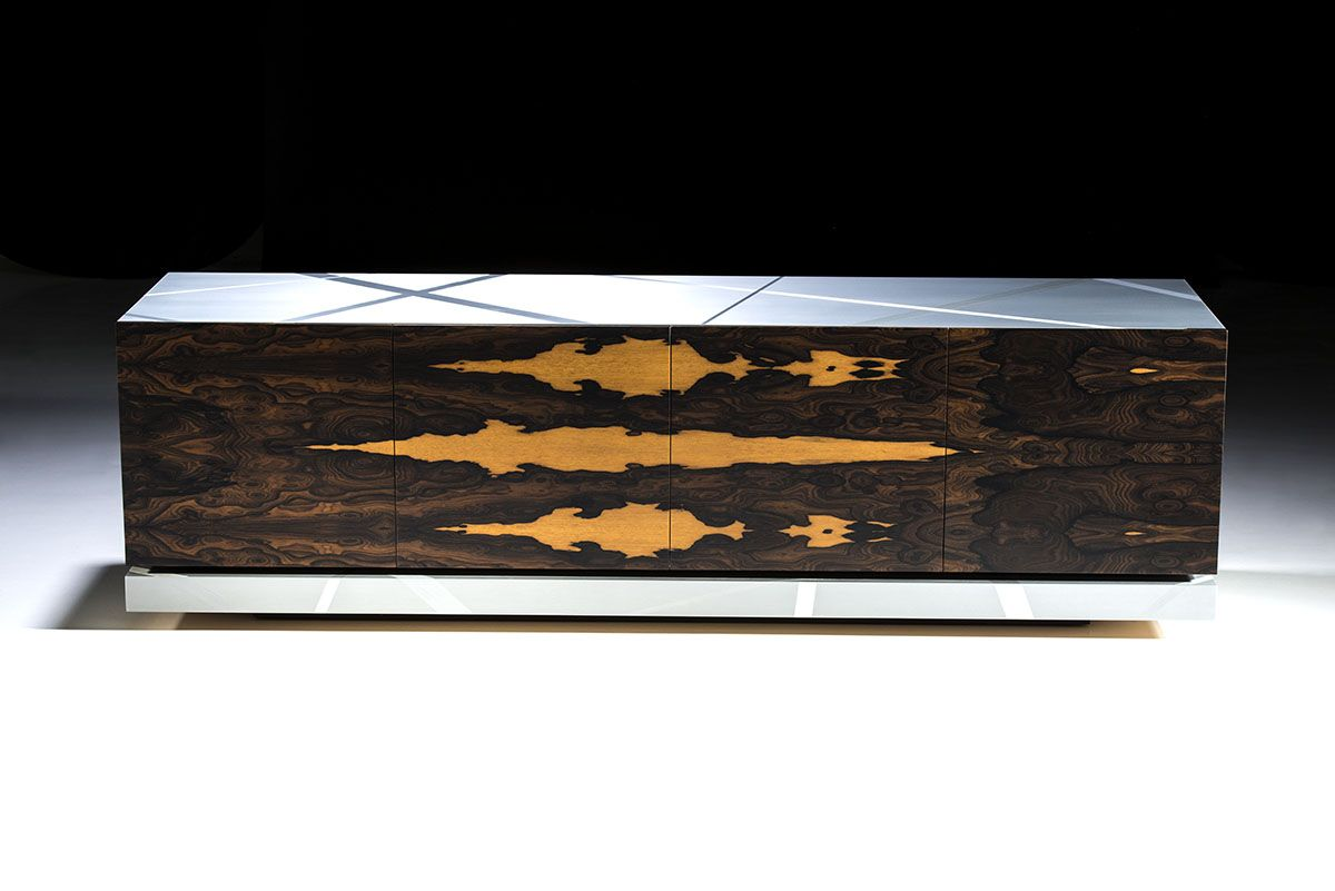 DASH by MH WORKS.  Aluminium | ziricotte. Design: Michal Hagara 2015