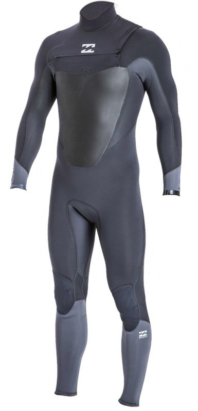 3 2mm Men S Billabong Absolute X Fullsuit Chest Zip Surf Outfit Wetsuit Billabong