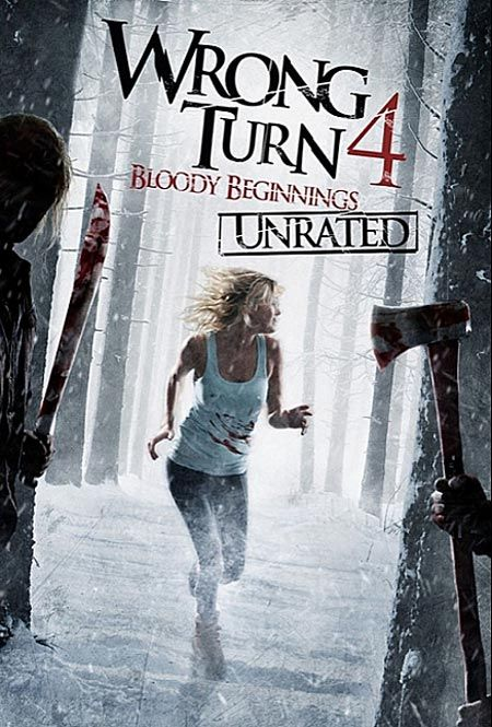 Wrong Turn 4 Bloody Beginnings Co Produced By Original Pictures
