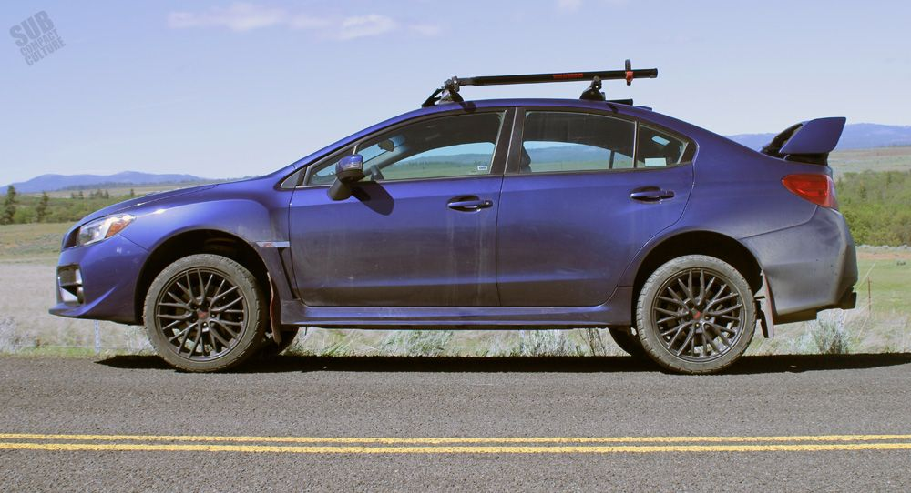 Os Lifted 2015 Wrx Sti Too High Or Just Right 1000 X