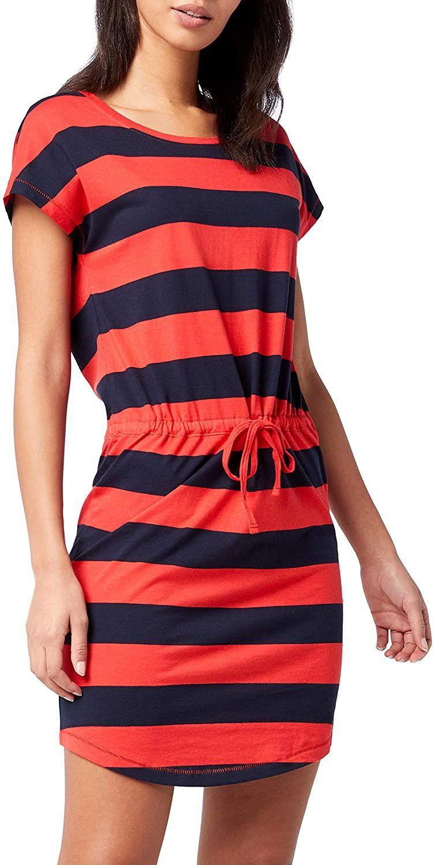 ONLY Damen Onlmay S/S Dress Noos Kleid, sehr schlicht und ...